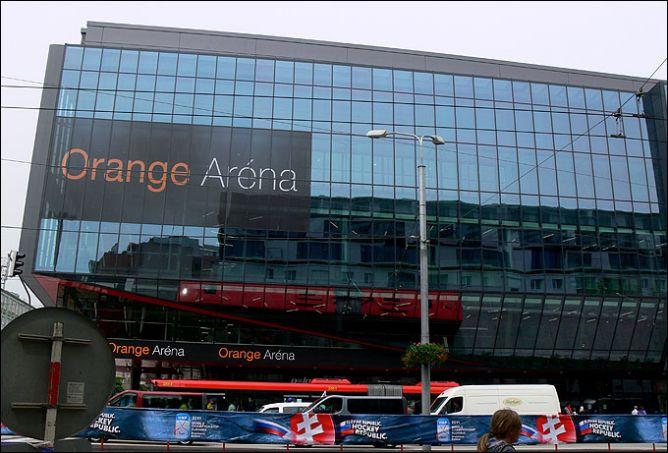 Orange Arena имени Ондрея Непелы