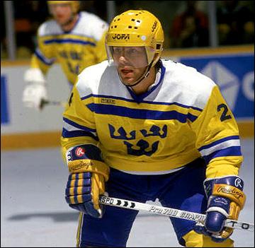 Матс Нэслунд в сборной Швеции