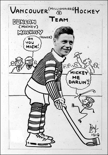 Карикатура 1919 года