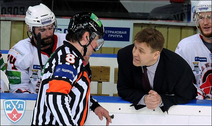 Раймо Сумманен (справа) и Вячеслав Буланов