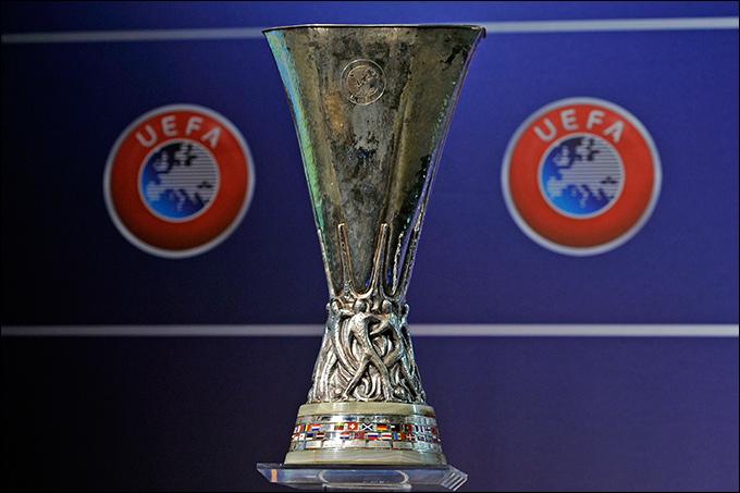 Онлайн-трансляция жеребьёвки Лиги Европы