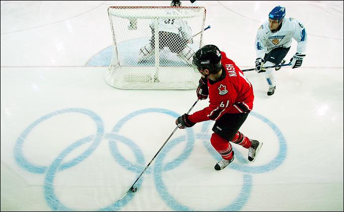 Финляндия против Канады