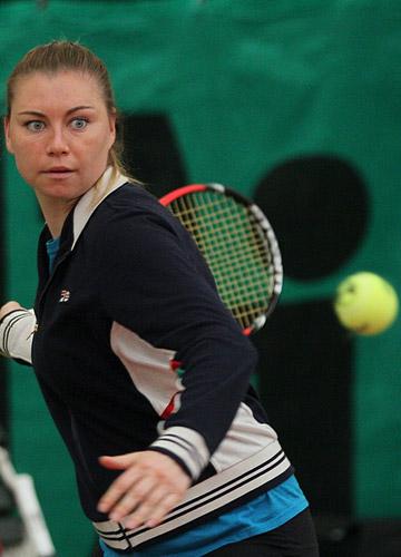 Вера Звонарёва хочет вернуться в большой теннис