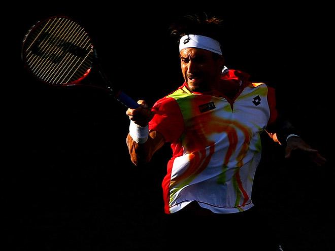 Давид Феррер — победитель турнира в Окленде (2007, 2011-2013)