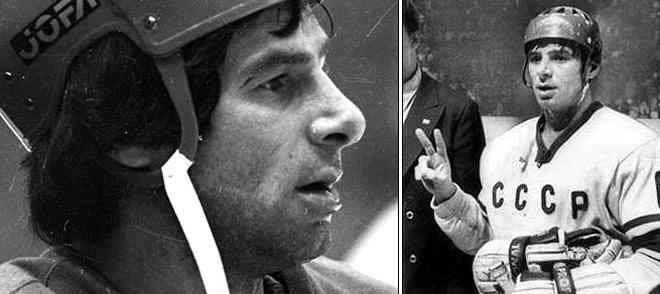 Валерий Харламов — легенда отечественного хоккея