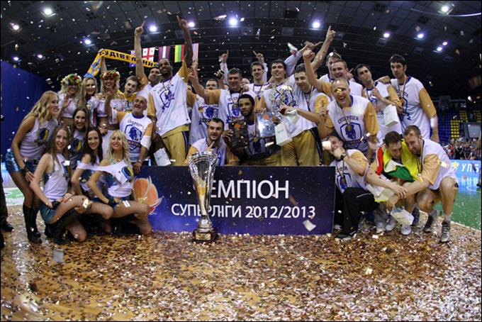 """""""Будивельник"""" сезона 2012/2013"""