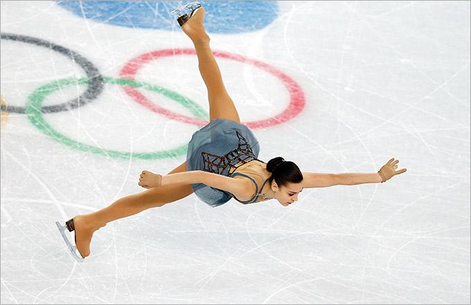 Отличный прокат и победа Аделины Сотниковой