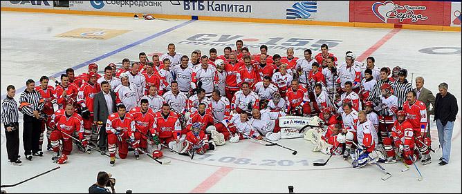 Вячеслав Фетисов: хоккей — спорт №1 в России