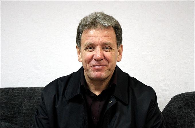 Михаил Варнаков в Челябинске