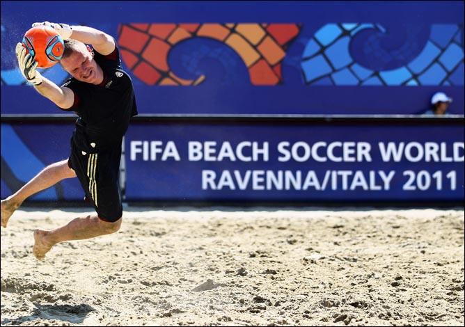 Тренировка сборной России в Равенне: Буха, как всегда, в порядке