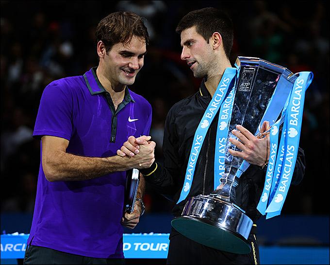 Роджер Федерер потерпел поражение в финале