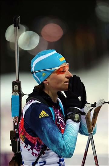 Вита Семеренко громко заявила о себе на ЧМ-2008 в Остерсунде