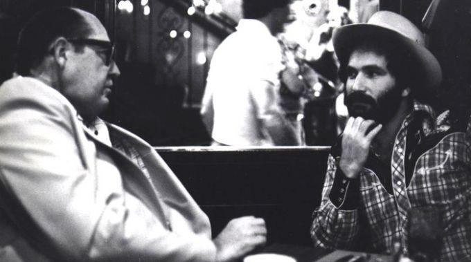 Дойл Брансон (слева) в старые добрые (?) времена