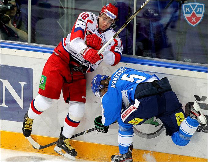 Сергей Плотников на Кубке Первого канала