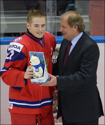 Иван Барбашев и Валерий Фесюк