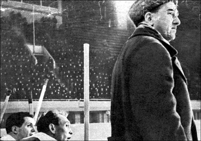 Топ-100 историй ИИХФ. История № 16. Первое Олимпийское золото США-1960. Фото 02.