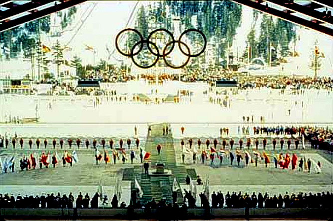 Топ-100 историй ИИХФ. История № 16. Первое Олимпийское золото США-1960. Фото 04.