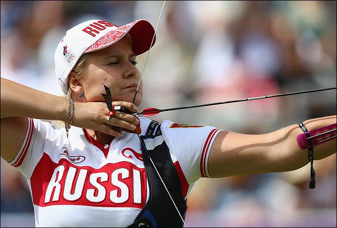 Ксения Перова уступила только будущей олимпийской чемпионке