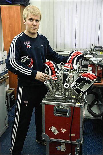 Николай Кухоткин: хоккей – это не работа, а образ жизни
