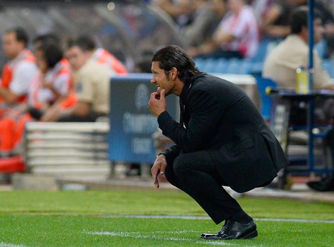 Свой рекорд готовится установить и другой аргентинский тренер – Диего Симеоне