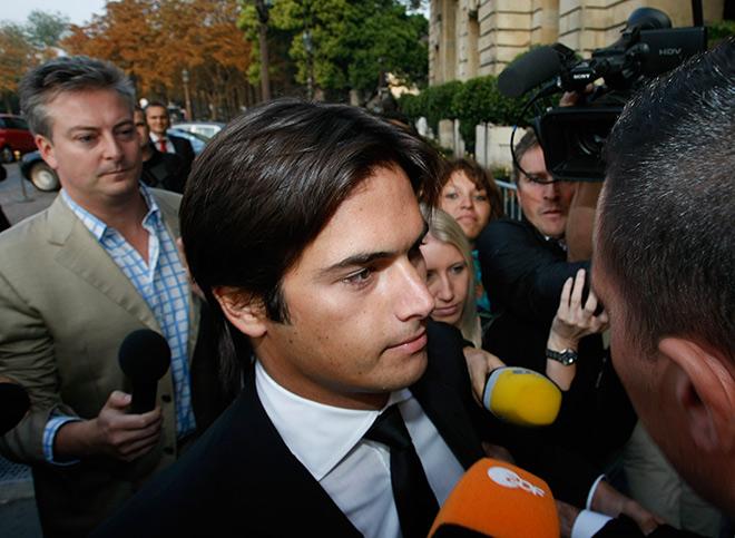Нельсиньо Пике перед заседанием суда
