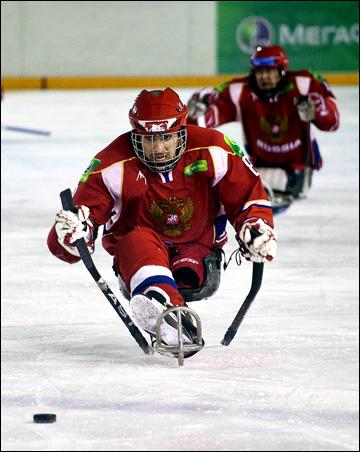Возьмем в Сочи две медали за хоккей?