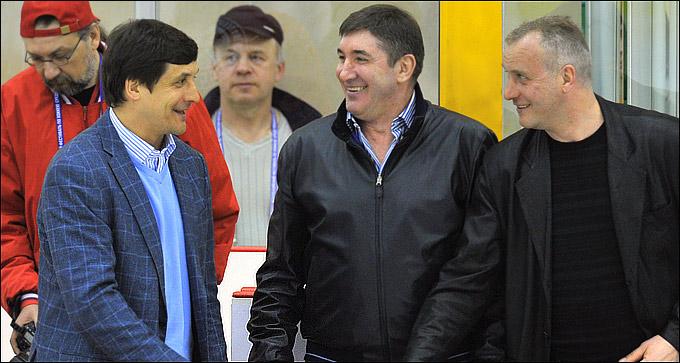 Валерий Каменский и Александр Кожевников