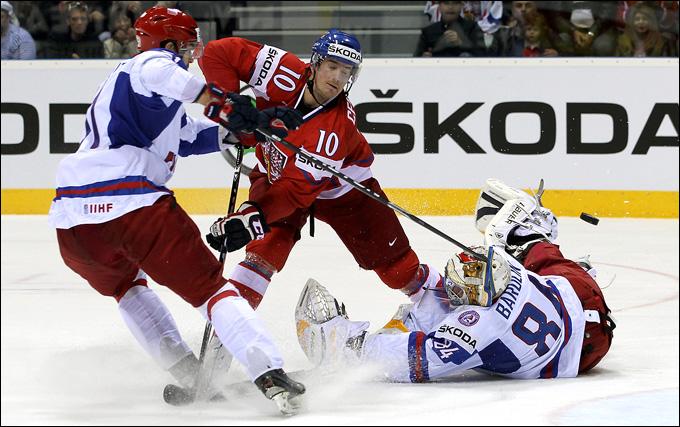 Роман Червенка: в Омске хорошо, а в НХЛ лучше