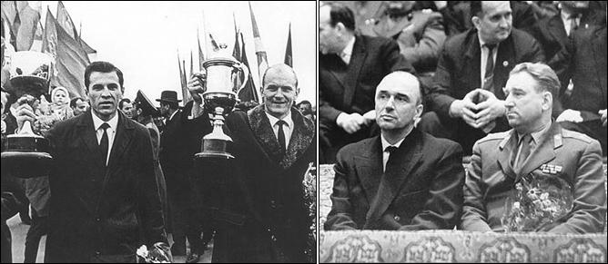 Хоккей. История чемпионатов мира. ЧМ-1963-1972. Фото 04.