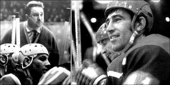 Хоккей. История чемпионатов мира. ЧМ-1963-1972. Фото 07.