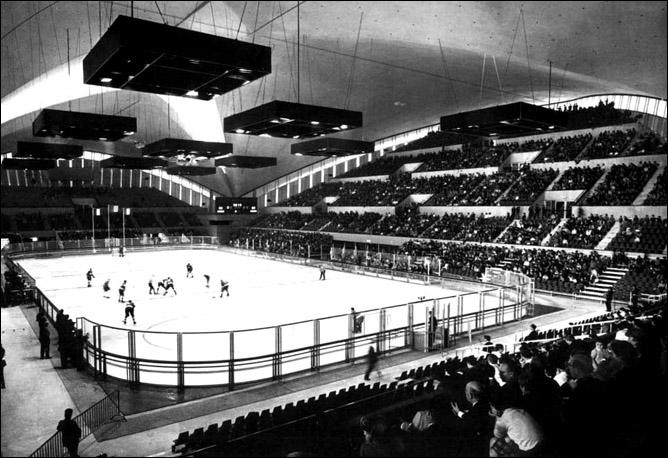 Хоккей. История чемпионатов мира. ЧМ-1963-1972. Фото 08.