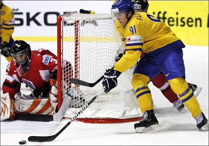 2 мая 2011 года. Кошице. Чемпионат мира. Швеция — Австрия — 3:0