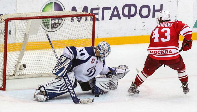 Никита Каширский против Александра Ерёменко