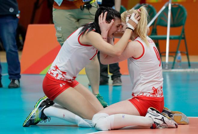 Олимпийские игры 2016 в Рио-де-Жанейро. Фото Олимпиады за 18 августа