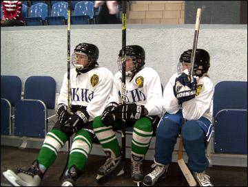 Фестиваль женского хоккея в Нижнем Новгороде