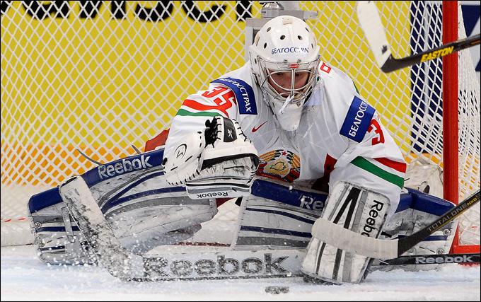 Виталий Белинский на чемпионате мира