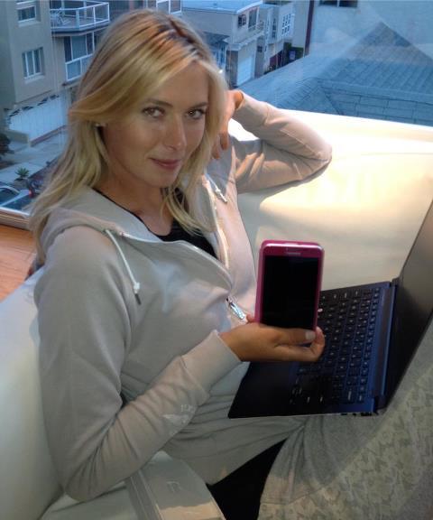 """""""У меня теперь новый компьютер и планшетник"""""""
