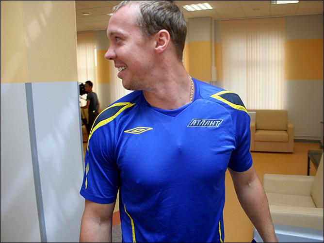 Сергей Мозякин. Фото 01.