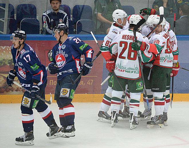 «Ак Барс» — победитель турнира в Нижнем Новгороде
