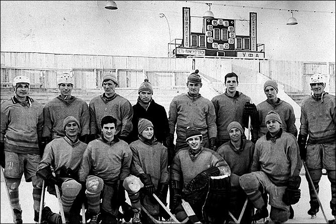 Экспонаты музея усть-каменогорского хоккея