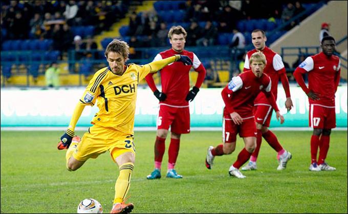 Марко Девич второй раз подряд не реализовал пенальти