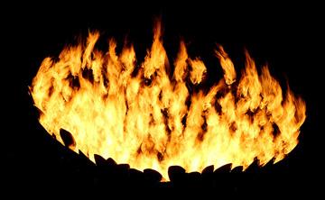 Огонь Лондонской Олимпиады догорает последние минуты…