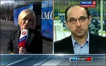 Наталья Кларк и Андрей Журанков