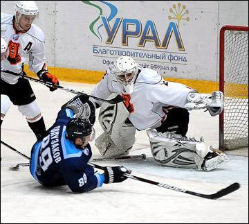 """Матч недели: ХК ВМФ — """"Молот-Прикамье"""""""