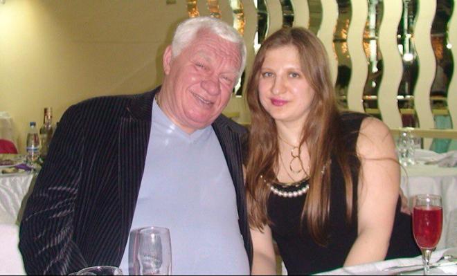 Сергей Михалёв с супругой