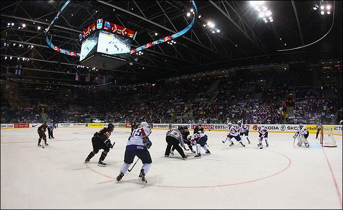 3 мая 2011 года. Братислава. Чемпионат мира. Словения — Германия — 2:3