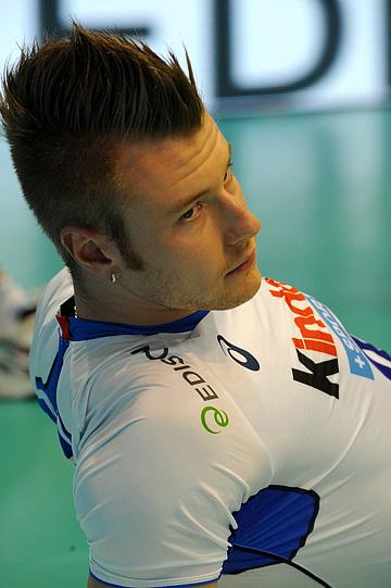 Иван Зайцев – лидер сборной Италии