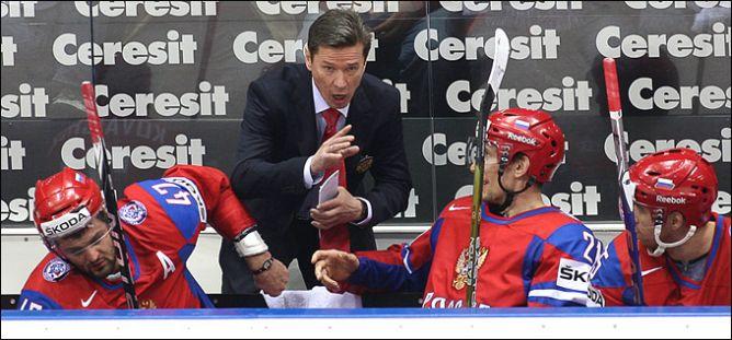 3 мая 2011 года. Братислава. Чемпионат мира. Россия — Словакия — 4:3