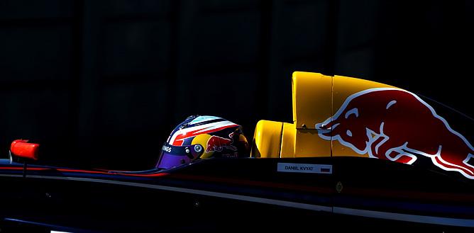Квят: к Формуле-1 надо идти постепенно