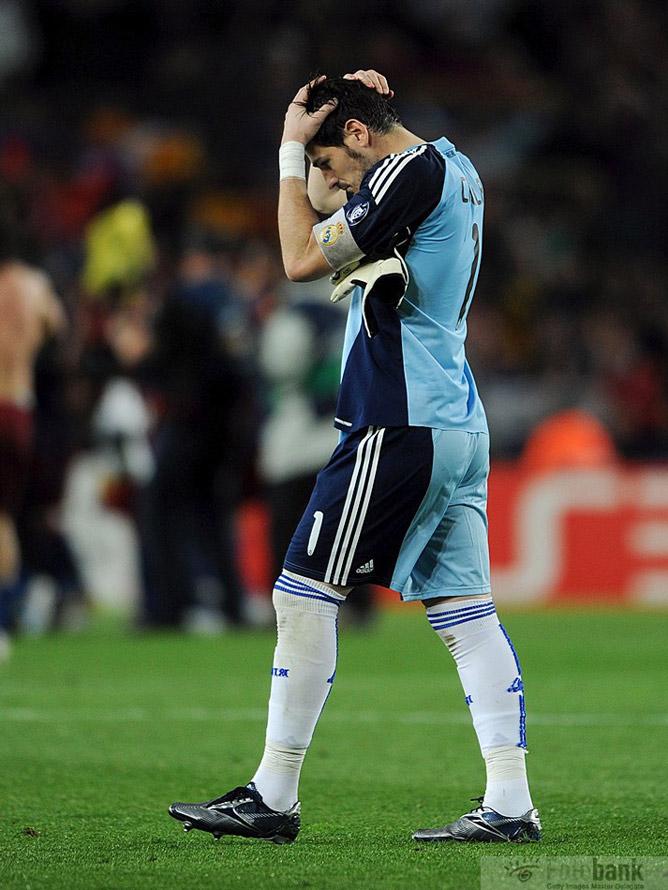 """03 мая 2011 года, 1/2 финала ЛЧ, Барселона (Испания). Стадион Камп Ноу. """"Барселона"""" — """"Реал"""" — 1:1"""